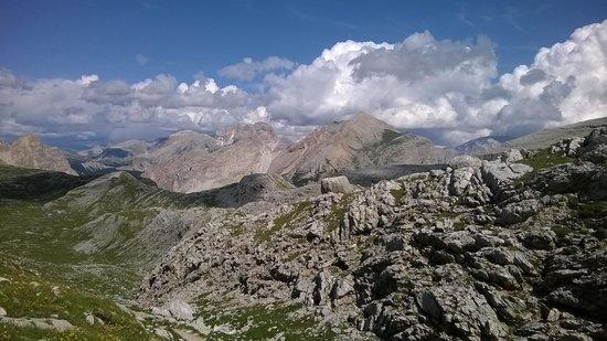 Alpe di Fanes : Panorama