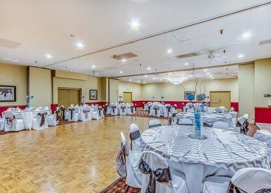 Quality Hotel Americana Nogales: Banquet Room