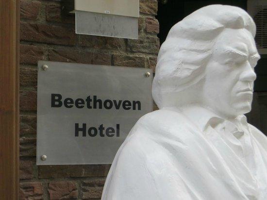 Beethoven Hotel : Eingangsbereich