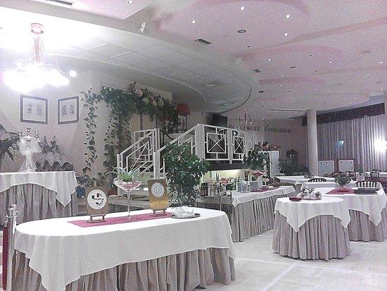BEST WESTERN David Palace Hotel: Ristorante hotel