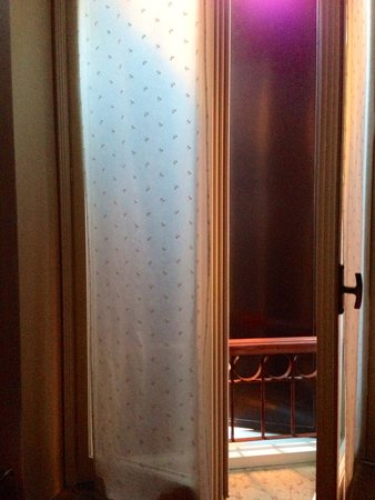 BEST WESTERN Hotel Liberta : Al risveglio