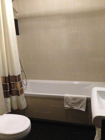 Hotel Columbus: salle de bains