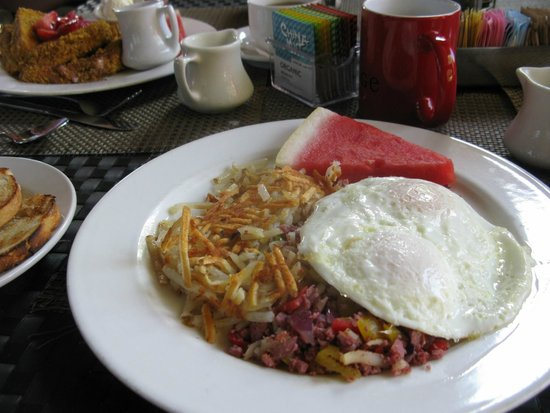 Sedona Rouge Hotel and Spa: Best Breakfast at Reds