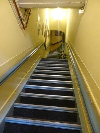 Hotel Museumzicht: Лестница в небо