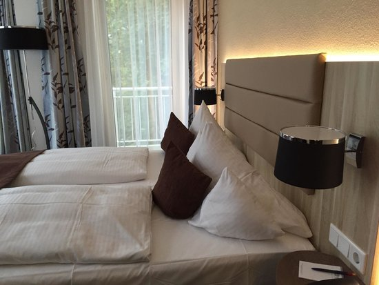 Best Western Plus Parkhotel Erding: Nice bed room