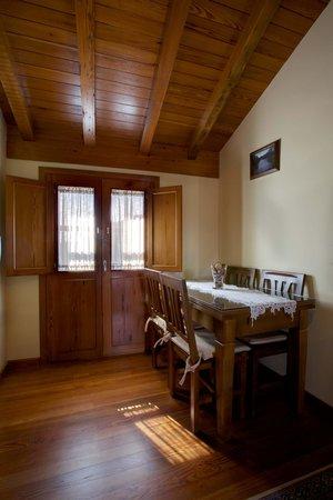 Casa da Solaina: Detalle suite Lodairo