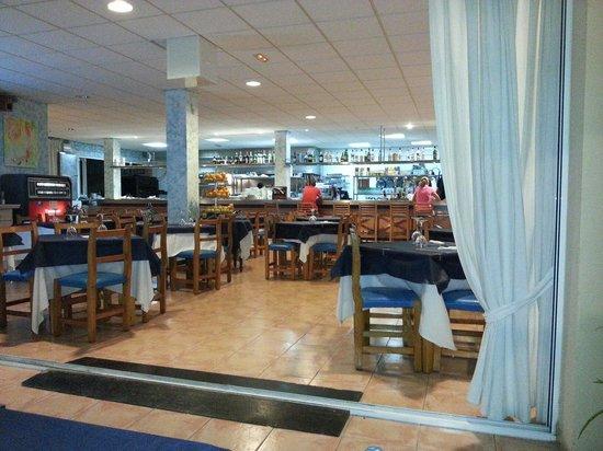 Cafe de la Mar: Cafe' del Mar. Sa Coma.