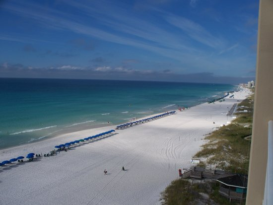 Destin Gulfgate: View from balcony