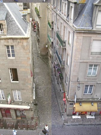 ibis Styles Saint-Malo Centre Historique : View from room
