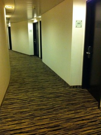 Vital Hotel: Corridor