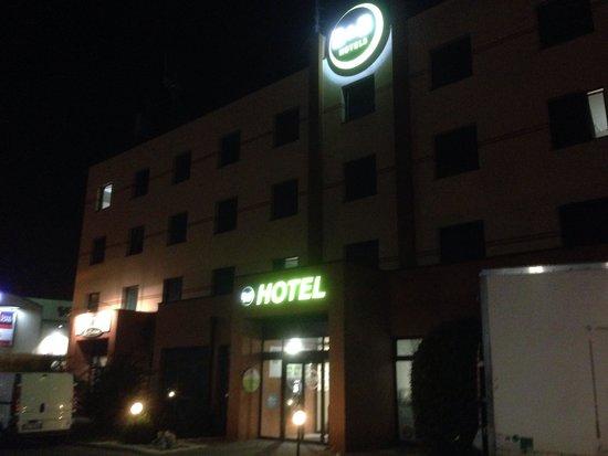 B&B Hotel Ferrara: Esterno