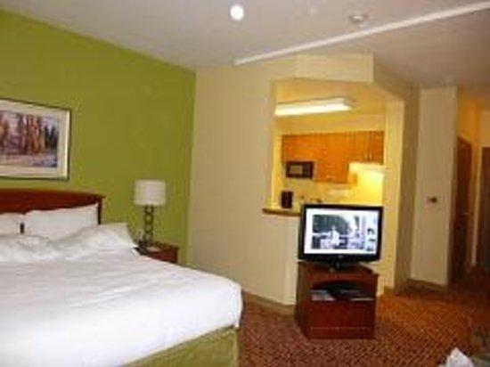 TownePlace Suites Redwood City Redwood Shores: 部屋