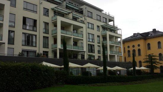 Aqua Aurelia Suitenhotel: Hotel excelente