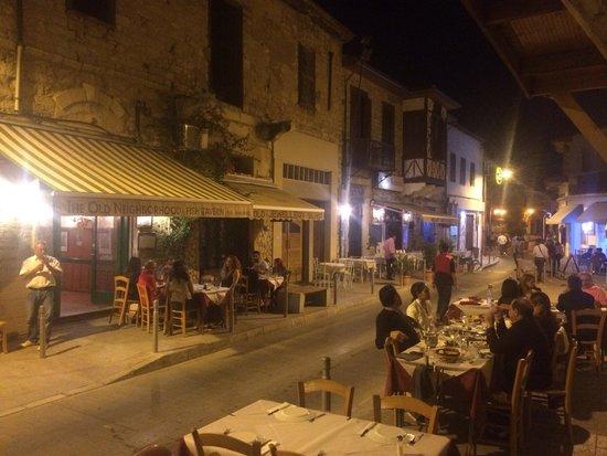 The Old Neighborhood Taverna Limassol Restaurant