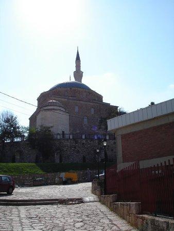 Mustafa Pasha Mosque : мечеть