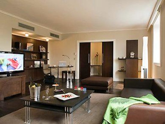 Sofitel Algiers Hamma Garden: Guest Room