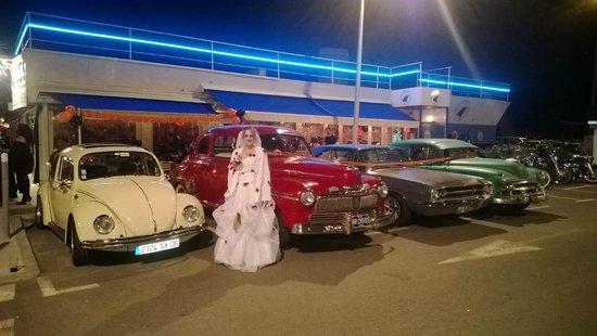 Le Quai Ouest Pub : Halloween 2013