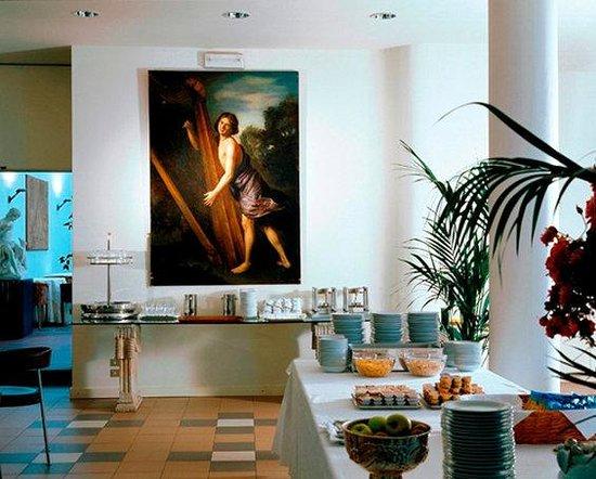 Palazzo Ricasoli Residence: Restaurant
