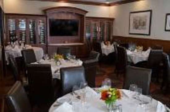 Downtown Grille: Banquet Room Tables
