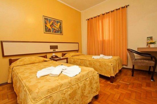 Hotel Cidade: Quarto