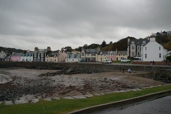 The Portpatrick Hotel: The harbour
