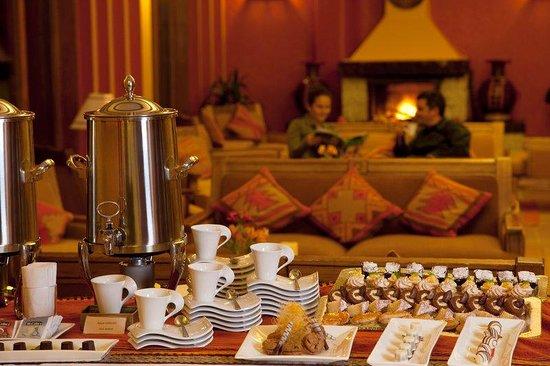 SUMAQ Machu Picchu Hotel: Tea Time