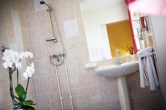 Inter-Hotel Arcole: Bathroom