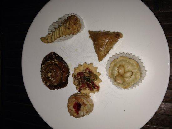 Riad La Perle de Marrakech: Sweet treats :)