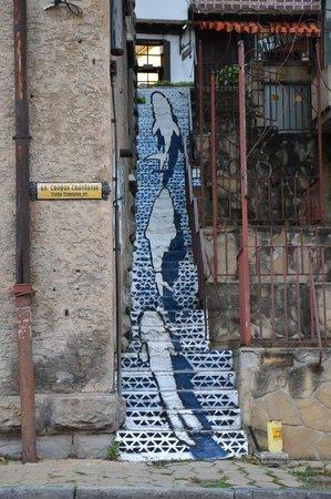 Free Veliko Tarnovo Walking Tours: Street art in Veliko Tarnovo