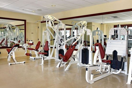 Wailea Beach Villas: WBVSig Shot Fitness Machines E