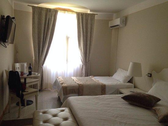 Hotel Villa Maria Au Lac: Triple bedroom