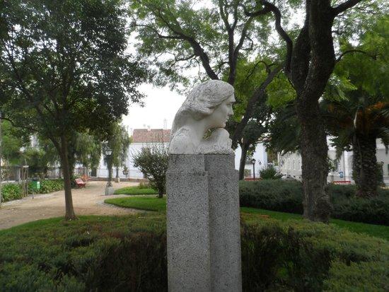 Jardim Publico de Évora
