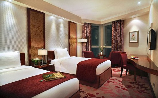 Al Marwa Rayhaan by Rotana-Makkah: Premium Room Twin Bed City View