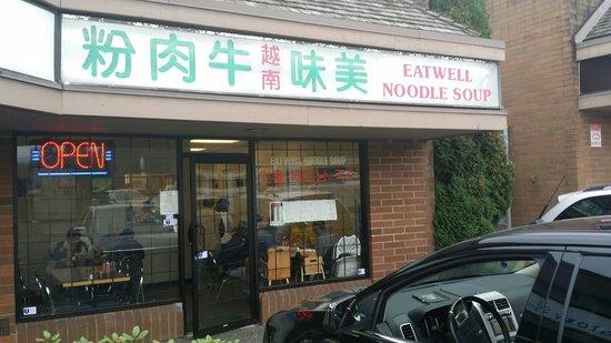 Eatwell Noodle Soup
