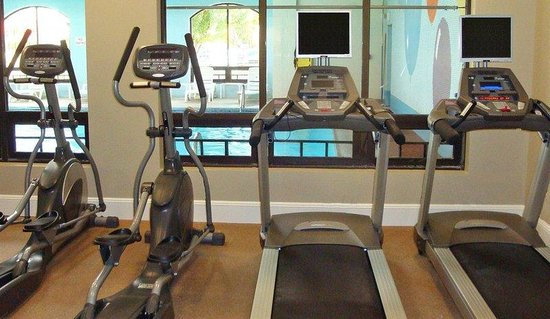 Penn Wells Hotel: Fitness Center