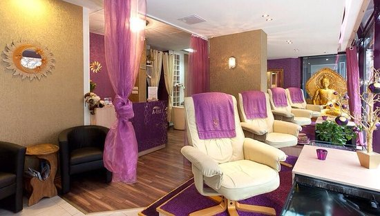 A-list Salon & Spa