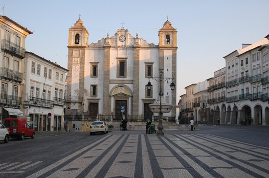 Church of Santo Antao (Evora)