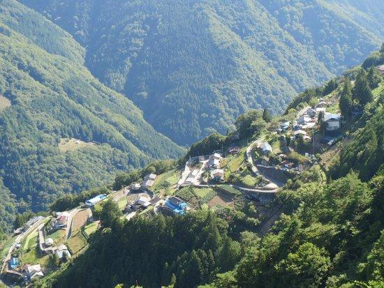 Shimogurinosato : 下栗の里