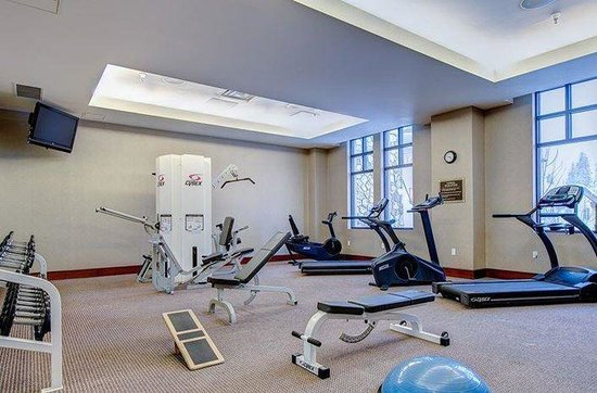 Residences at Sun Peaks Grand: Fitness
