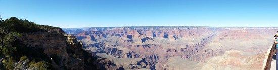 Grand Canyon Tour Company - South Rim Bus Tour : Superb.