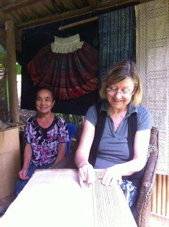 Ock Pop Tok Villa : Batik Course