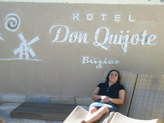 Hotel Don Quijote : Descansando um pouco