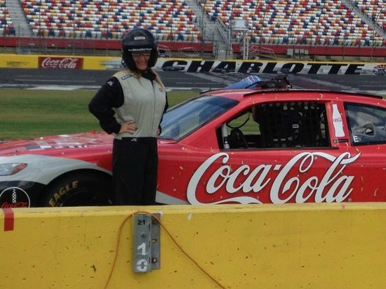 Richard Petty Driving Experience: All set to go