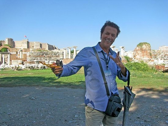 Celsus Travel: Our guide extraordinaire, Haluk