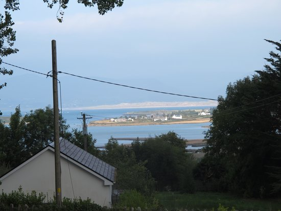 Glencurrah House: View from Glencurragh B&B