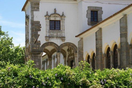 Dom Manuel Palace (Evora)