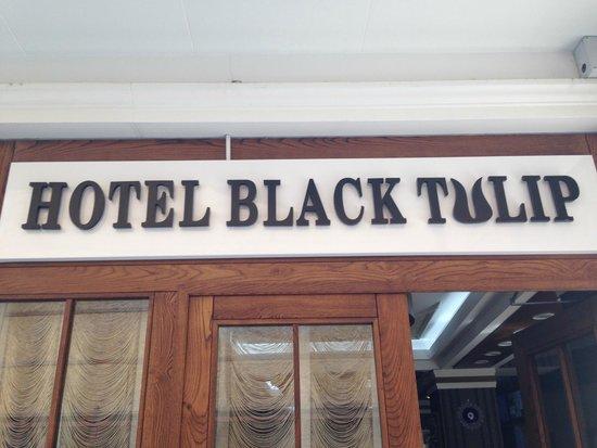 Hotel Black Tulip: Hotel
