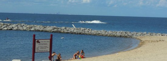 The Grand Hotel Golf Resort Spa Autograph Collection Beach With Jet Skis