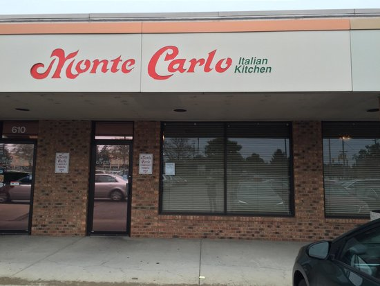 Monte Carlo Italian Kitchen Westerville Menu Prices