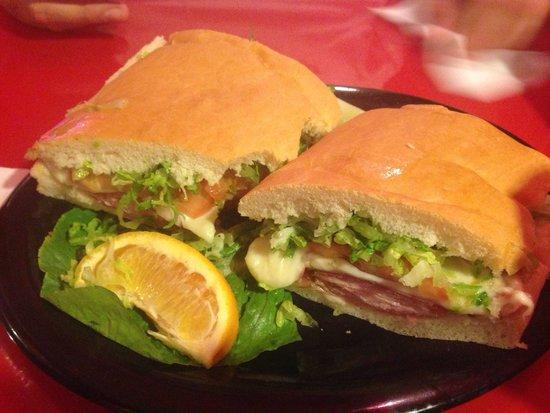 Chad's Deli & Bakery: Homemade bread